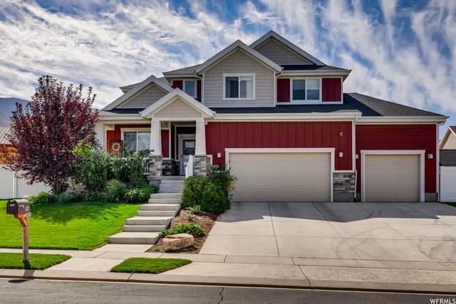 196 E Armstrong Dr S, Elk Ridge, UT 84651 (#1768909) :: Berkshire Hathaway HomeServices Elite Real Estate