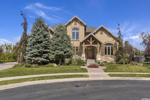 641 Vista View Ct, North Salt Lake, UT 84054 (#1768919) :: Doxey Real Estate Group
