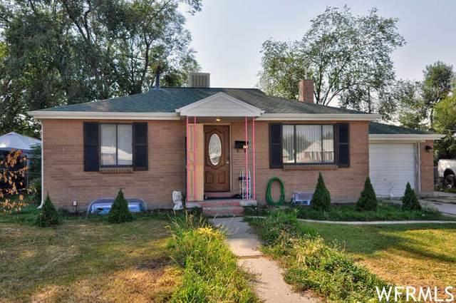 1507 Dale Ave, Salt Lake City, UT 84104 (#1768923) :: Bustos Real Estate | Keller Williams Utah Realtors