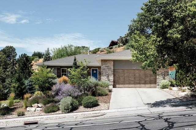 843 N Terrace Hills Dr, Salt Lake City, UT 84103 (MLS #1768964) :: Lawson Real Estate Team - Engel & Völkers