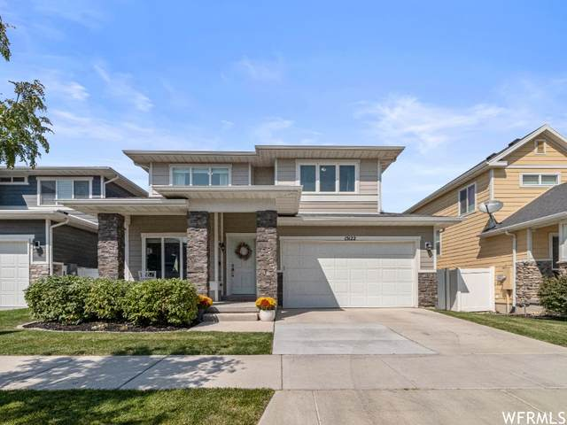 15122 S Peace Dr, Bluffdale, UT 84065 (#1768982) :: Bustos Real Estate | Keller Williams Utah Realtors