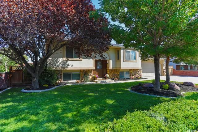 8735 S 3920 W, West Jordan, UT 84088 (#1768991) :: Utah Real Estate