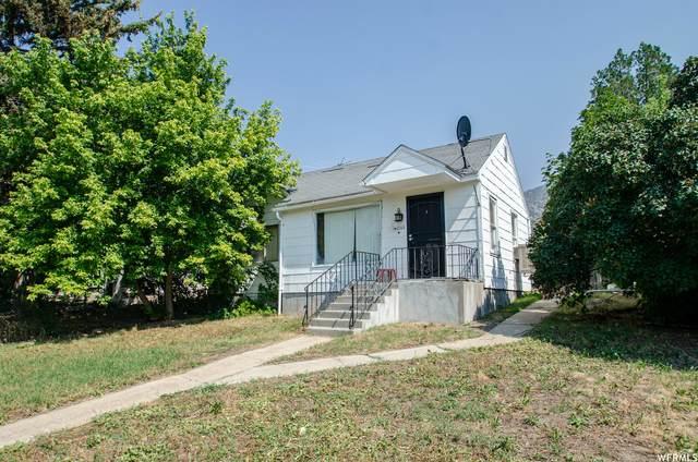 2168 S Tyler Ave, Ogden, UT 84401 (#1769041) :: Exit Realty Success