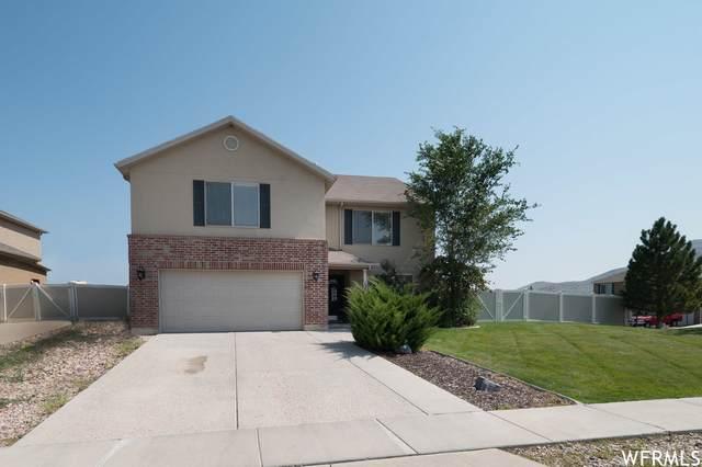 13813 S Erin Loop Rd W, Herriman, UT 84096 (#1769085) :: Bustos Real Estate | Keller Williams Utah Realtors