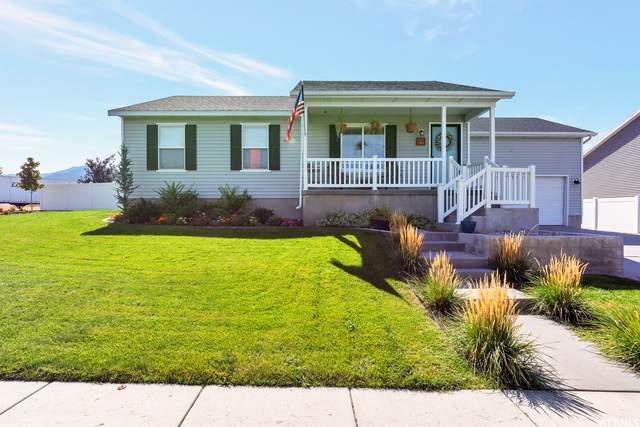 99 W 1530 N, Tooele, UT 84074 (#1769089) :: Berkshire Hathaway HomeServices Elite Real Estate
