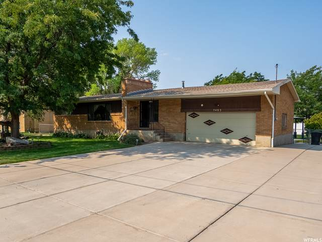 7453 S 1375 E, South Weber, UT 84405 (#1769090) :: Doxey Real Estate Group
