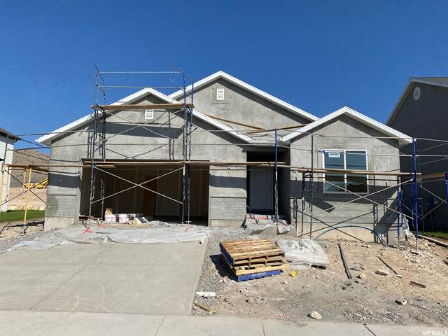 4166 N Cedar Valley Dr #232, Eagle Mountain, UT 84005 (#1769137) :: The Perry Group