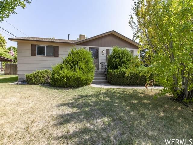 46 N 100 W, Richmond, UT 84333 (#1769140) :: Doxey Real Estate Group
