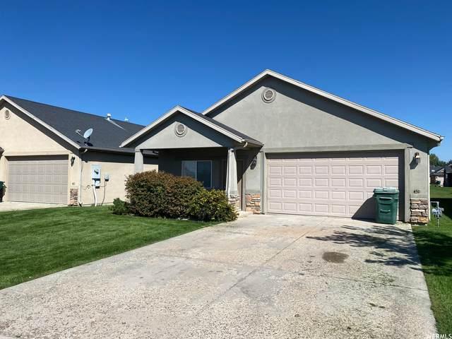 431 E 700 S, Vernal, UT 84078 (#1769149) :: Berkshire Hathaway HomeServices Elite Real Estate