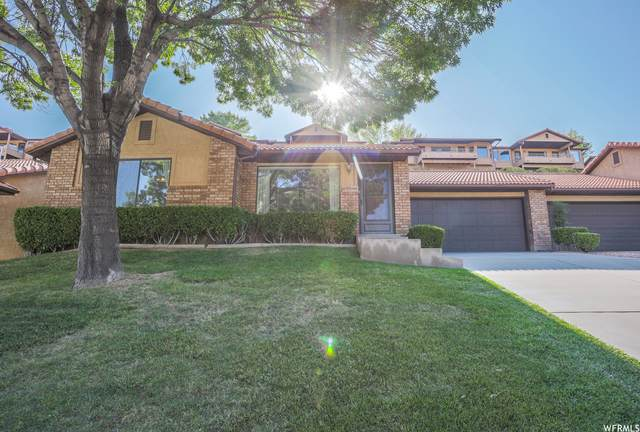 497 Ridgeview Dr, St. George, UT 84770 (#1769161) :: Red Sign Team