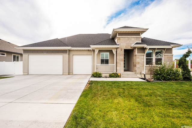 11636 S 2670 W, Riverton, UT 84065 (#1769163) :: UVO Group | Realty One Group Signature
