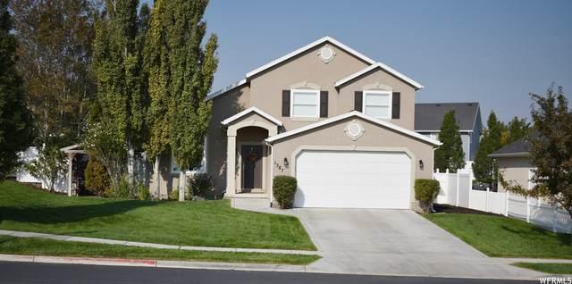 1387 S Parkside Dr W, Saratoga Springs, UT 84045 (#1769164) :: Utah Dream Properties