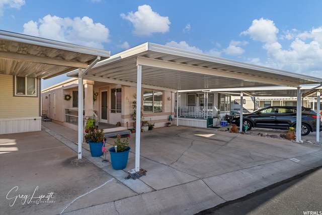 1225 N Dixie Downs Rd W #161, St. George, UT 84770 (#1769175) :: Exit Realty Success