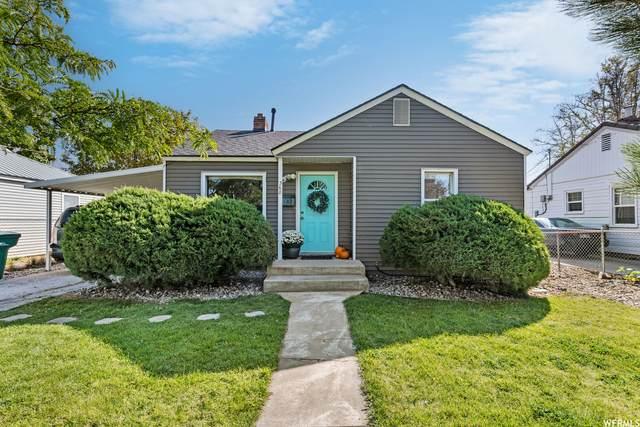 368 N 400 W, Orem, UT 84057 (#1769187) :: Pearson & Associates Real Estate