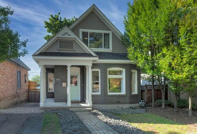 674 E 5TH Ave N, Salt Lake City, UT 84103 (MLS #1769193) :: Lawson Real Estate Team - Engel & Völkers