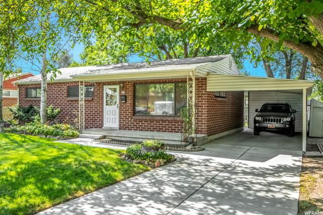 143 W Washington Ave, Murray, UT 84107 (#1769201) :: goBE Realty