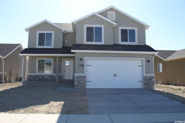 2321 E Quaking Aspen Ln #328, Eagle Mountain, UT 84005 (#1769211) :: Pearson & Associates Real Estate