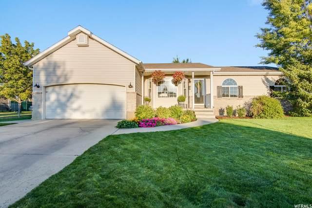 821 S 900 E, Spanish Fork, UT 84660 (#1769215) :: Pearson & Associates Real Estate