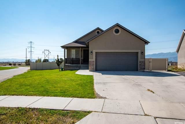 4055 N Sleeping Dr, Eagle Mountain, UT 84005 (#1769216) :: Pearson & Associates Real Estate