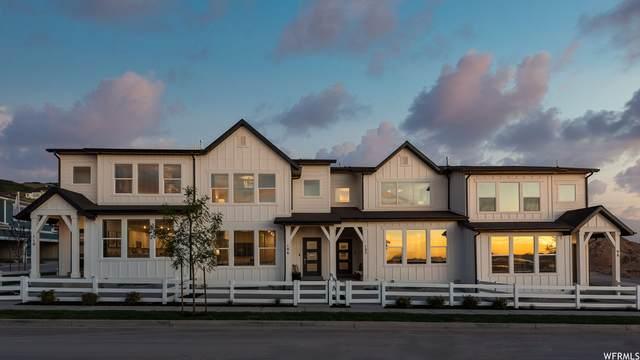 2124 N Chianti St #304, Saratoga Springs, UT 84045 (#1769218) :: Pearson & Associates Real Estate
