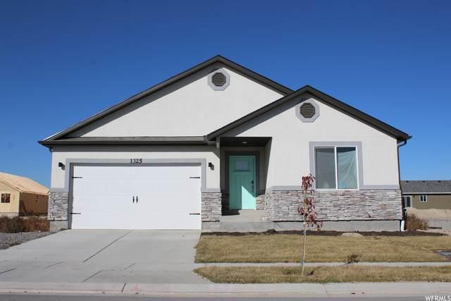2311 E Quaking Aspen Ln #327, Eagle Mountain, UT 84005 (#1769225) :: Pearson & Associates Real Estate