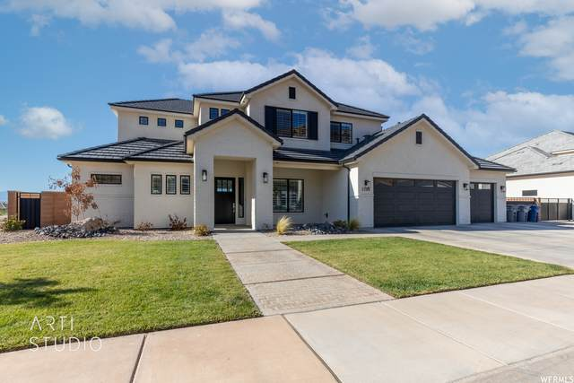 3708 S Jessamine Dr, St. George, UT 84790 (#1769226) :: Doxey Real Estate Group