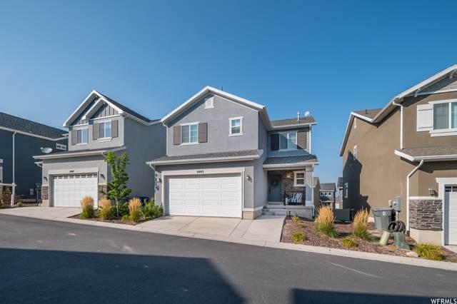 2993 S Willow Creek Dr, Saratoga Springs, UT 84045 (#1769236) :: Pearson & Associates Real Estate