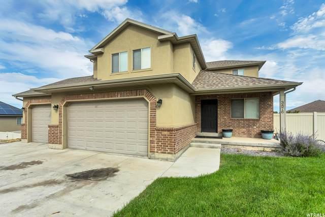 3876 S Sunrise Dr, Saratoga Springs, UT 84045 (#1769256) :: Pearson & Associates Real Estate