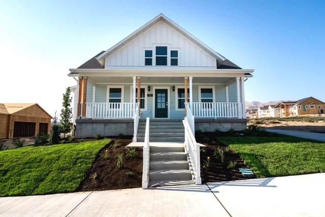 587 W Founders Blvd S #88, Saratoga Springs, UT 84045 (#1769259) :: Bustos Real Estate | Keller Williams Utah Realtors