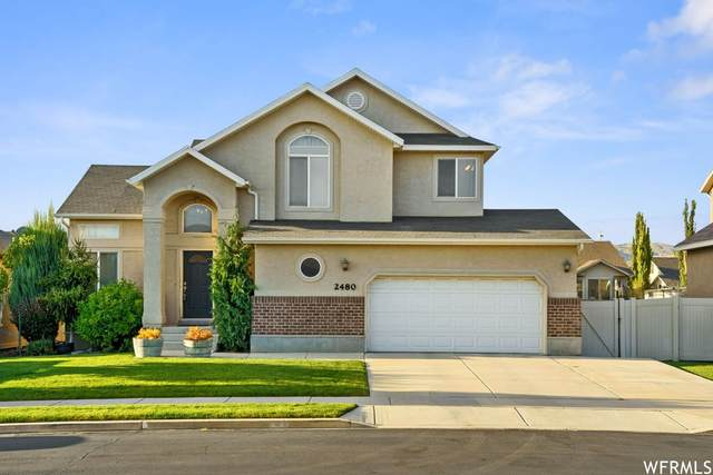 2480 W 2250 N, Lehi, UT 84043 (#1769276) :: Doxey Real Estate Group