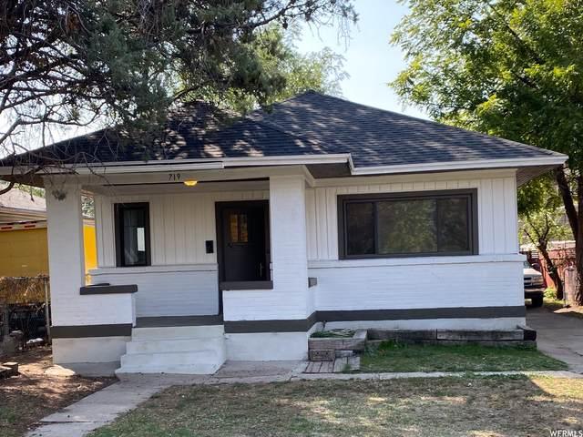 719 E 22ND St, Ogden, UT 84401 (#1769310) :: Berkshire Hathaway HomeServices Elite Real Estate