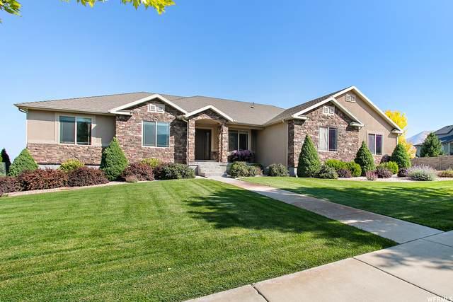752 W Overlook Rdg S, Mapleton, UT 84664 (#1769315) :: Utah Dream Properties
