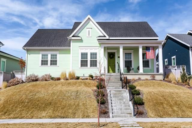 10768 S Lake Terrace Ave, South Jordan, UT 84009 (#1769325) :: Bustos Real Estate | Keller Williams Utah Realtors