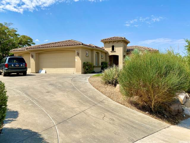 2314 S Southgate Dr, St. George, UT 84770 (#1769345) :: Colemere Realty Associates