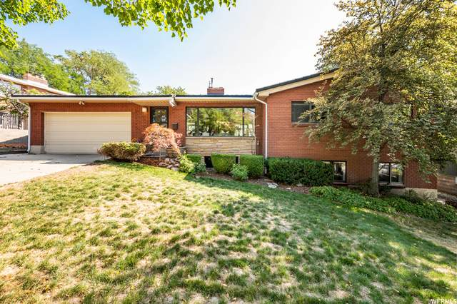 550 E Northmont Way N, Salt Lake City, UT 84103 (MLS #1769359) :: Lawson Real Estate Team - Engel & Völkers