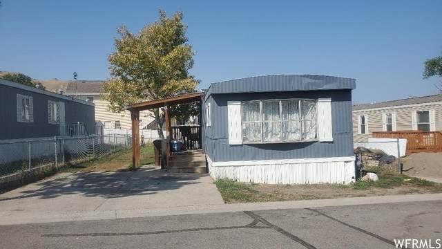 3738 S Elk Ridge Dr W #24, Magna, UT 84044 (#1769380) :: Utah Dream Properties