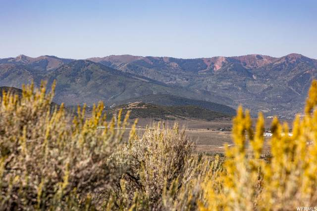 7252 N Promontory Ranch Rd #17, Park City, UT 84098 (#1769414) :: The Lance Group