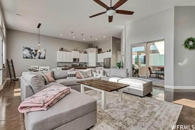 3233 S 4900 W, Hurricane, UT 84737 (#1769427) :: Berkshire Hathaway HomeServices Elite Real Estate