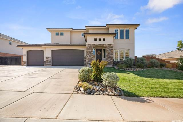 6152 S Rocky Talus Way, St. George, UT 84790 (#1769445) :: Doxey Real Estate Group