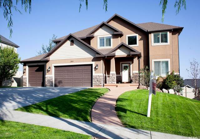 304 W Stillwater Dr, Saratoga Springs, UT 84045 (#1769456) :: The Perry Group
