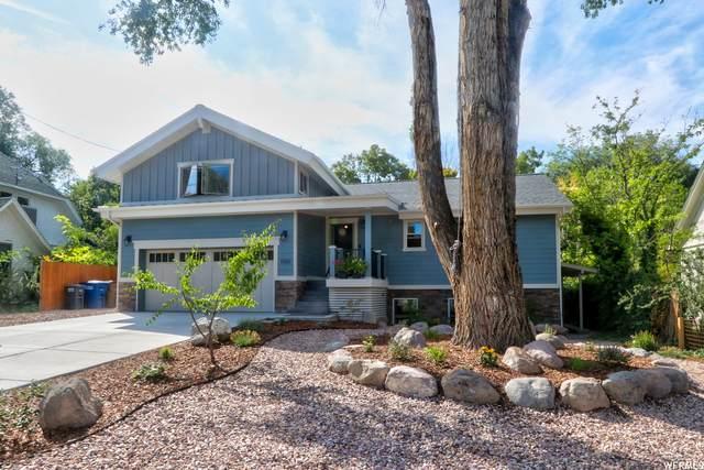 1160 E Downington Ave, Salt Lake City, UT 84105 (#1769470) :: Doxey Real Estate Group