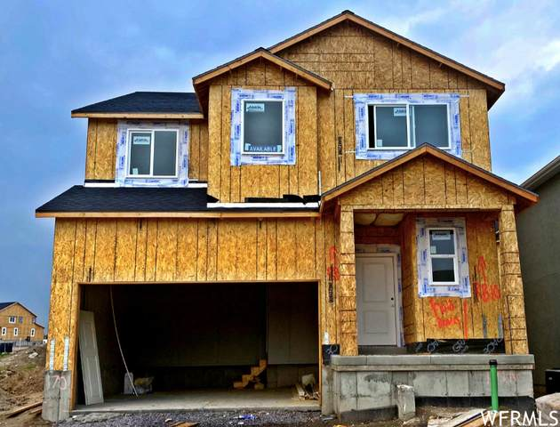 171 N Concord View Way #170, Saratoga Springs, UT 84045 (#1769471) :: Bustos Real Estate | Keller Williams Utah Realtors