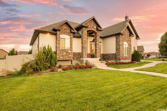 1692 N Sage Ln W, Saratoga Springs, UT 84045 (#1769481) :: The Perry Group