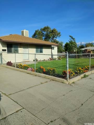 5369 S Northwest Ave W, Salt Lake City, UT 84118 (#1769495) :: Berkshire Hathaway HomeServices Elite Real Estate