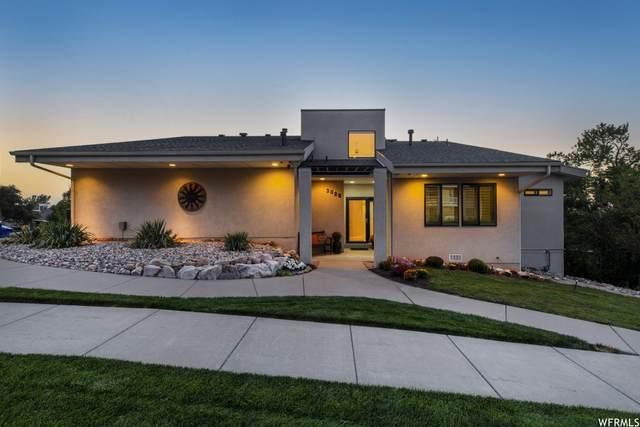 3026 S Devon Dr E, Bountiful, UT 84010 (#1769497) :: The Perry Group