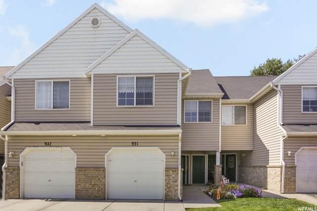 193 N 1125 W, Layton, UT 84041 (#1769518) :: Utah Best Real Estate Team | Century 21 Everest