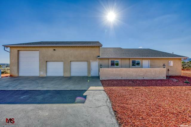 1220 S Monument Rd, Kanab, UT 84741 (#1769555) :: Colemere Realty Associates