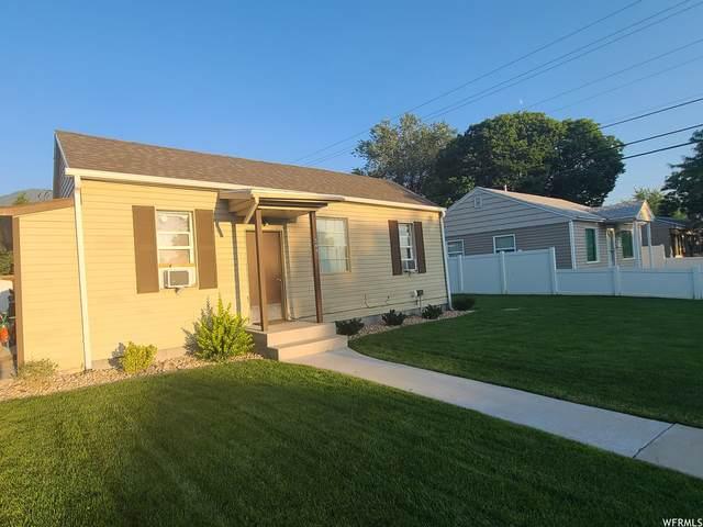 548 N 850 W, Provo, UT 84601 (MLS #1769565) :: Lawson Real Estate Team - Engel & Völkers