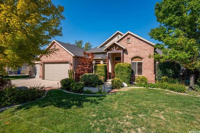 572 Canyon View Cir, North Salt Lake, UT 84054 (#1769584) :: Berkshire Hathaway HomeServices Elite Real Estate