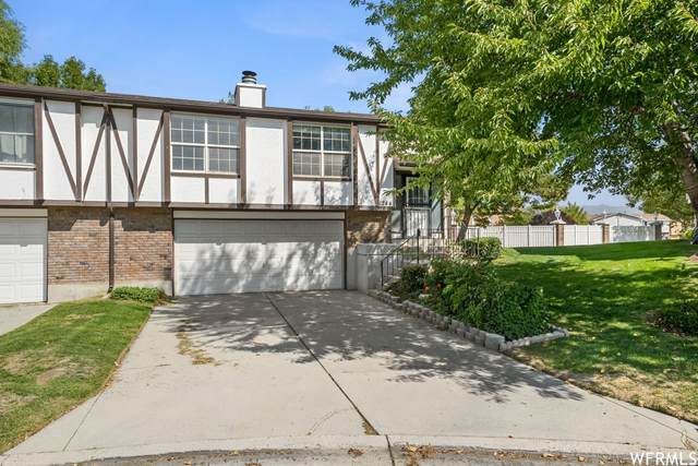 1244 W Thames Ct, Taylorsville, UT 84123 (#1769589) :: Red Sign Team